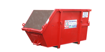 Meer info over: 3m3 Puin container open